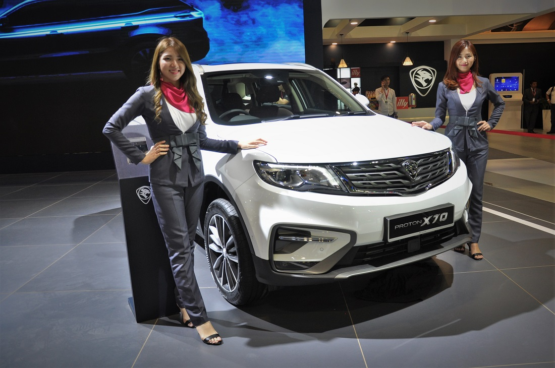 First CKD Proton X70 Rolls Off the Assembly Lines in Malaysia 2