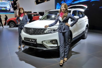 Proton's First SUV- the X70 Launched in Malaysia 3