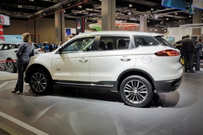 Proton's First SUV- the X70 Launched in Malaysia 4