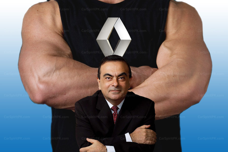 Renault to Retain Ghosn as CEO and Chairman 6