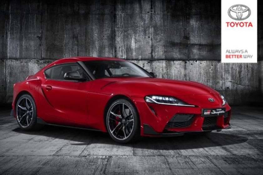 All New Supra Leaked by Toyota Germany Ahead of Debut 5