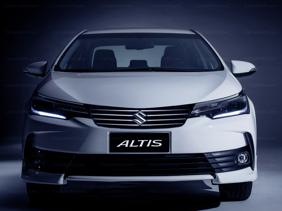 Maruti Corolla Altis to be Launched in Late 2019 4
