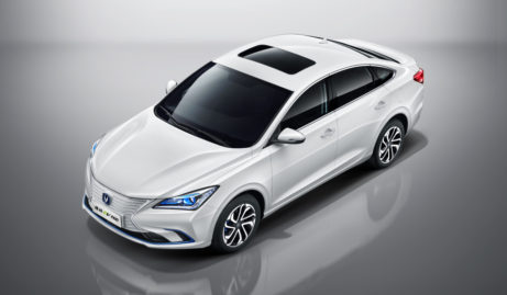 Changan Eado EV460 Wins Green Car of the Year Award 9