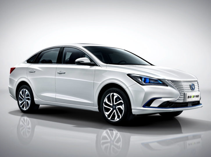 Changan Eado EV460 Wins Green Car of the Year Award 8