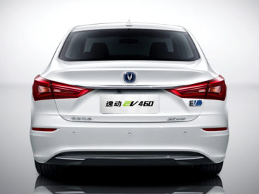 Changan Eado EV460 Wins Green Car of the Year Award 11