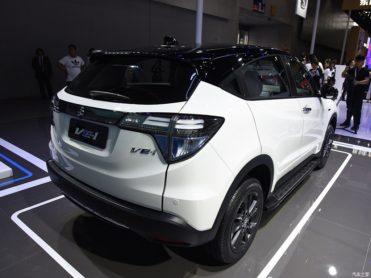Honda Everus VE-1 EV Unveiled at Guangzhou Auto Show 3