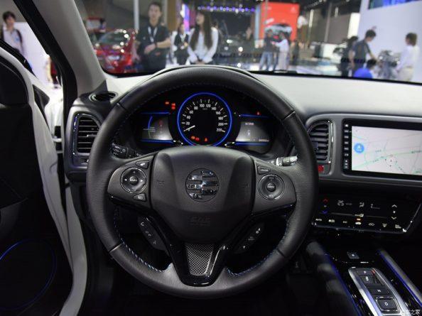 Honda Everus VE-1 EV Unveiled at Guangzhou Auto Show 4