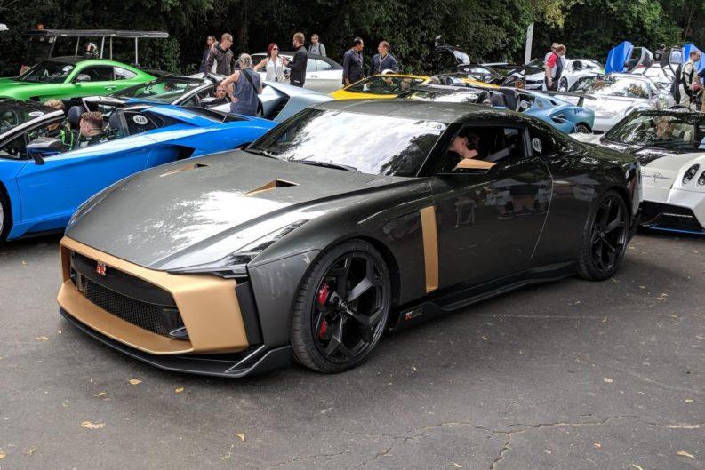 Production Version of EUR 1 Million Nissan GT-R50 Revealed 5