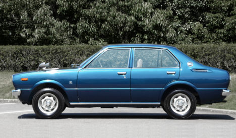 Toyota Corolla- All Generations 15
