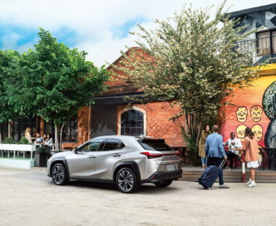 The All New 2019 Lexus UX Launched 3
