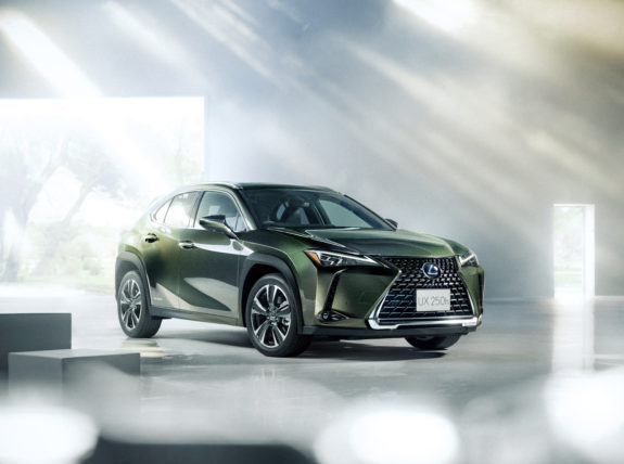 The All New 2019 Lexus UX Launched 14