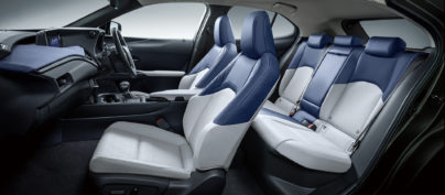 The All New 2019 Lexus UX Launched 12