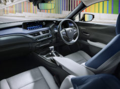 The All New 2019 Lexus UX Launched 11