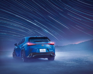 The All New 2019 Lexus UX Launched 5