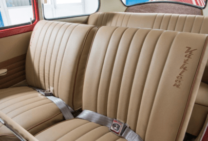 Volkswagen Restores 1966 Beetle for Its Original Owner Free of Cost 23