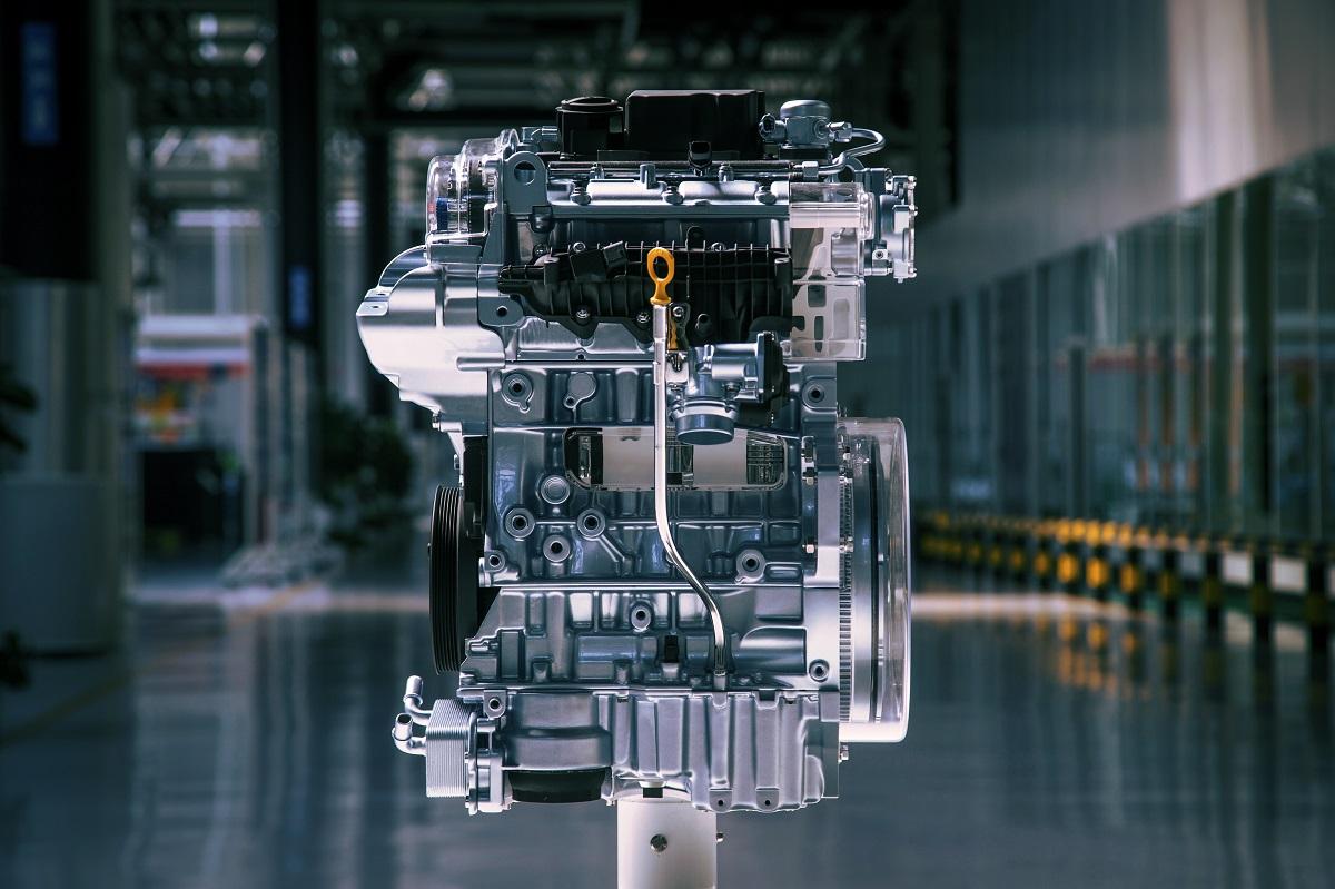 The Secret Behind Geely's Award Winning Engines 1