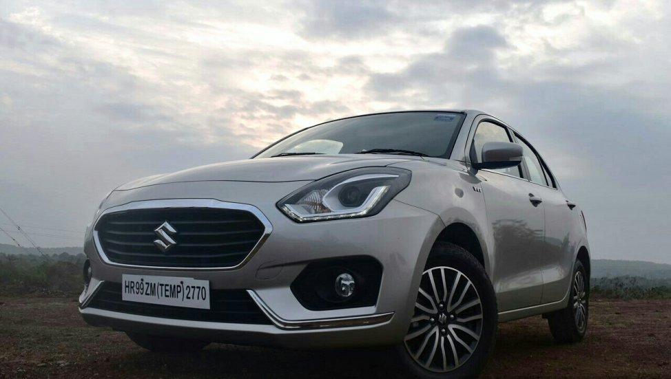 Maruti Dzire Knocked the Alto as India's Best-Selling Car of 2018 3