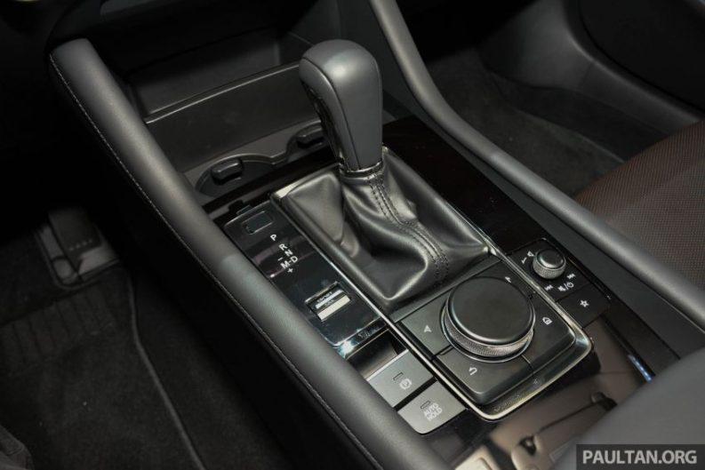 2019 Mazda 3 Previewed at Singapore Motor Show 12