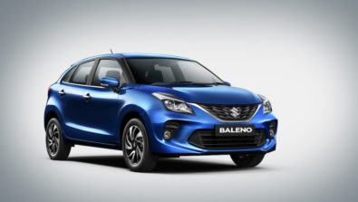 2019 Suzuki Baleno Facelift Launched in India at INR 5.45 lac 3