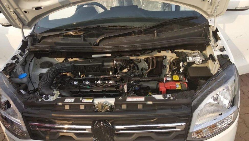 2019 Maruti WagonR Teased Ahead of Debut 8