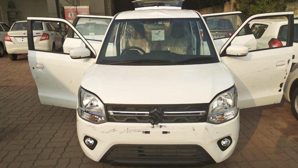 2019 Maruti Wagon R Reaching Dealerships 7