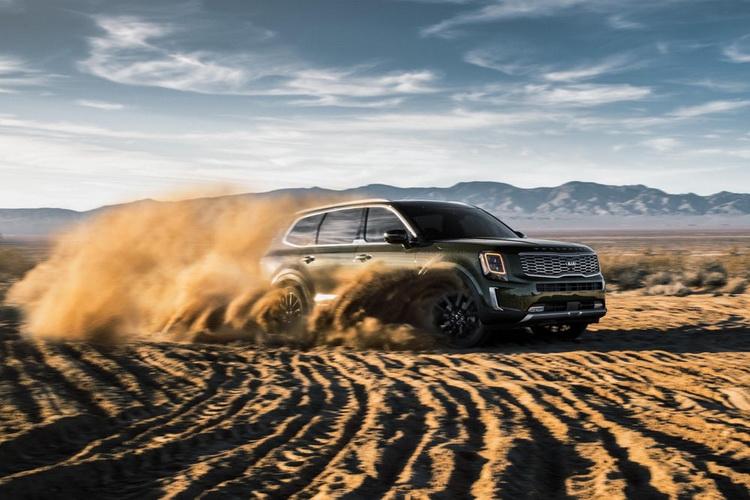 Kia Unveils Telluride- Its Largest SUV 2