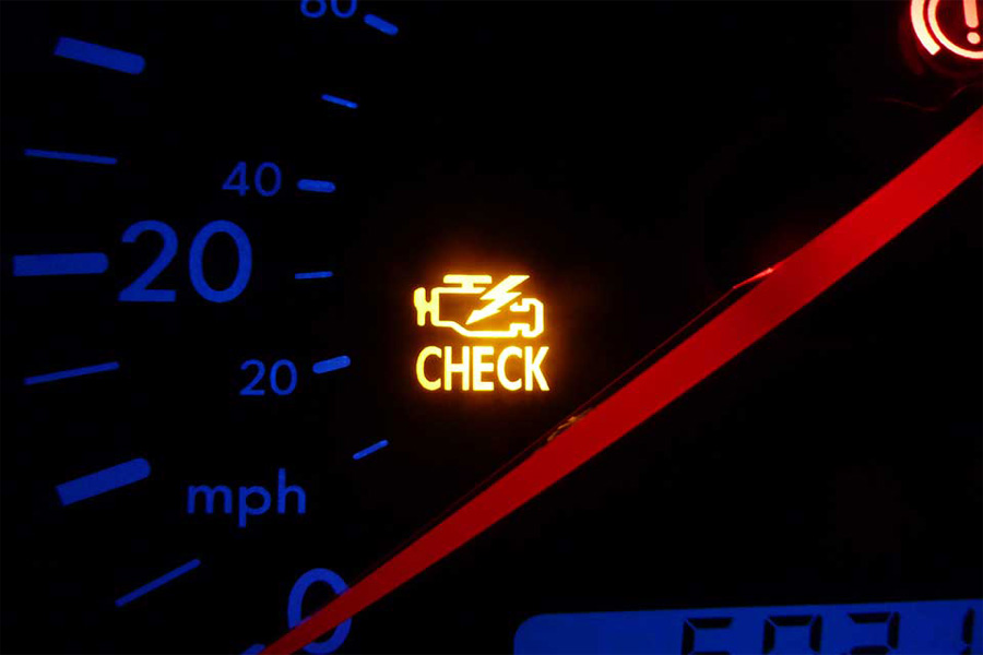 Top 5 Reasons Why Check Engine Light Comes On 9