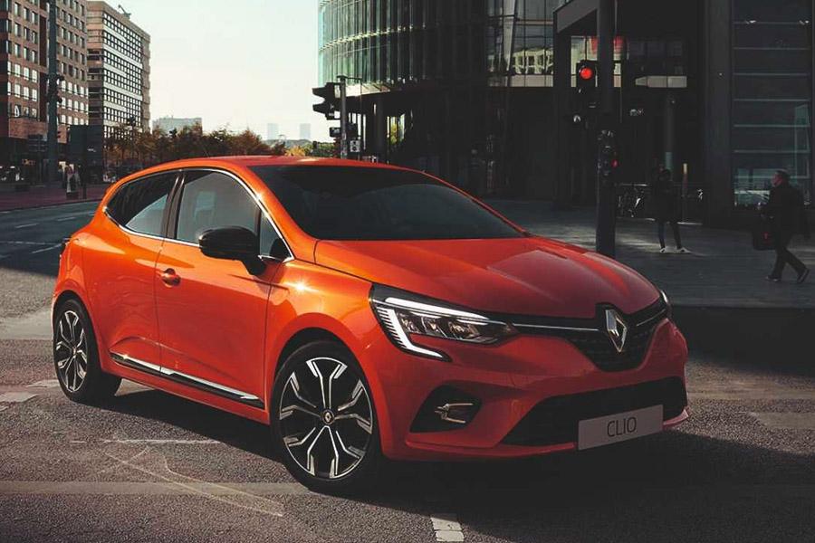 2019 Renault Clio V Revealed Ahead of Geneva Debut 3