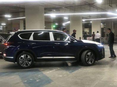 Hyundai Nishat Showcasing the Sante Fe 4