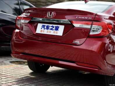 Honda Envix- Bigger than Civic, Smaller than City 17