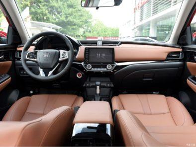 Honda Envix- Bigger than Civic, Smaller than City 19