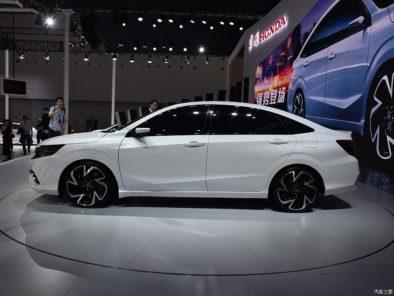 Honda Envix- Bigger than Civic, Smaller than City 3