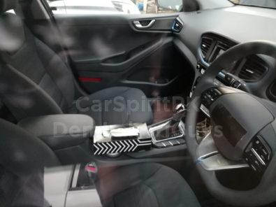 Hyundai Ioniq Hybrid Spotted Again 9