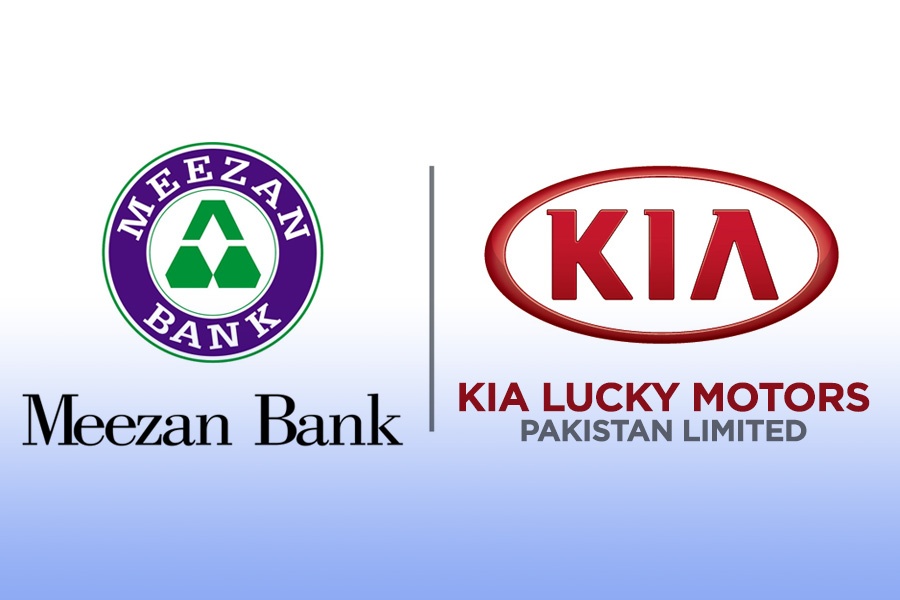 Meezan Bank and KIA Lucky Signs MoU for Promoting Grand Carnival 5