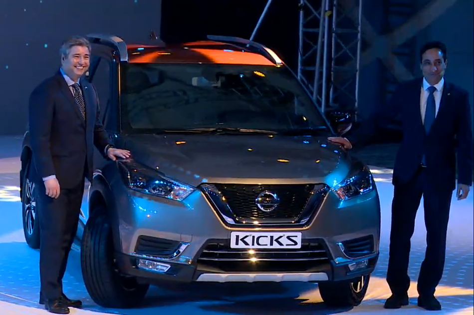 Nissan Kicks Launched in India Starting from INR 9.5 lac 1