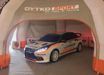 New Lancer Edition R 2019 - by Proto Cars and Dytko Sport 11