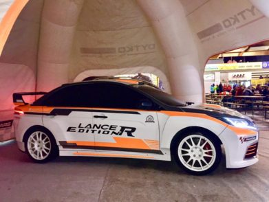 New Lancer Edition R 2019 - by Proto Cars and Dytko Sport 13