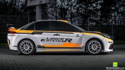 New Lancer Edition R 2019 - by Proto Cars and Dytko Sport 6