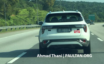 Entire Lynk & Co Range Spotted in Malaysia 1