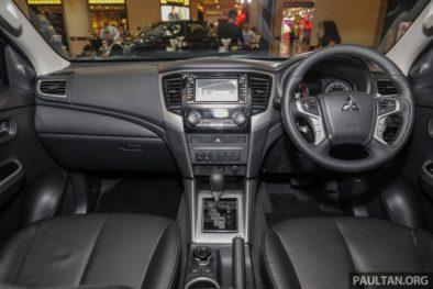 2019 Mitsubishi Triton Launched in Malaysia 7