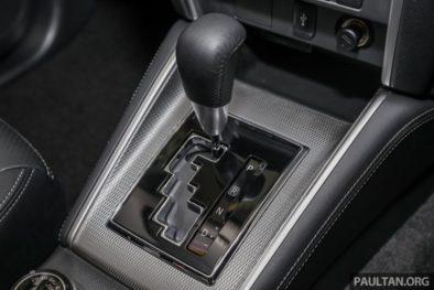 2019 Mitsubishi Triton Launched in Malaysia 8