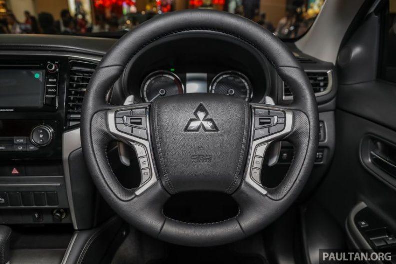 2019 Mitsubishi Triton Launched in Malaysia 10