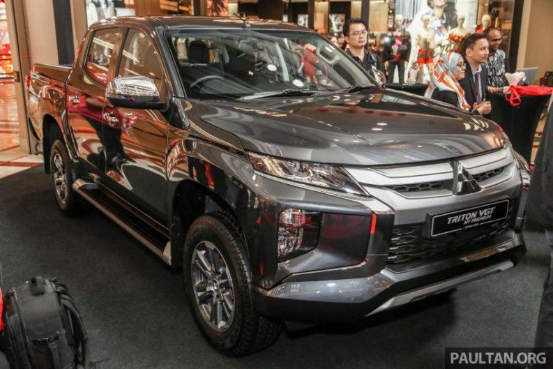 2019 Mitsubishi Triton Launched in Malaysia 11