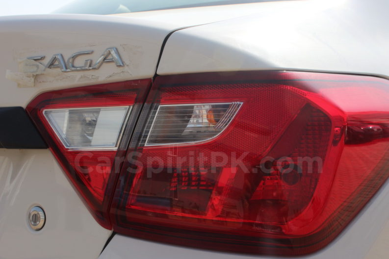 The Upcoming 1.3L Proton Saga Sedan 17