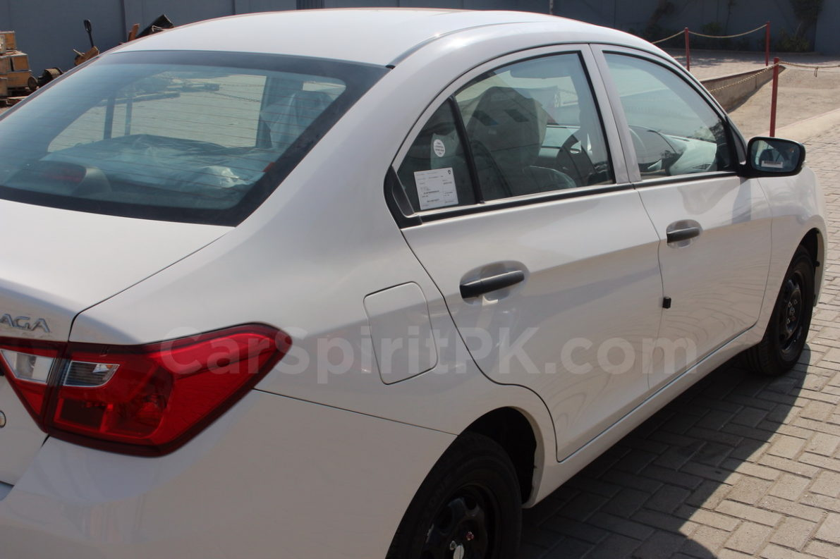 The Upcoming 1.3L Proton Saga Sedan 18
