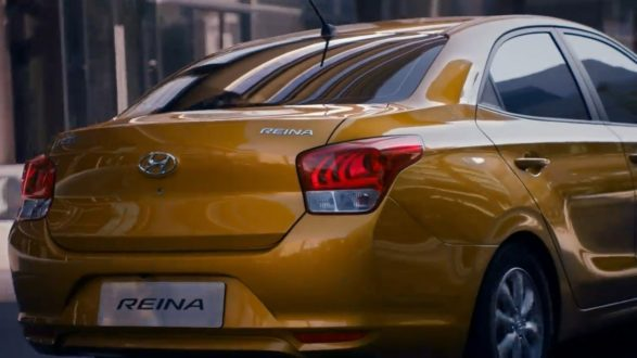Hyundai to Introduce China-Made Reina in Southeast Asian Markets 5