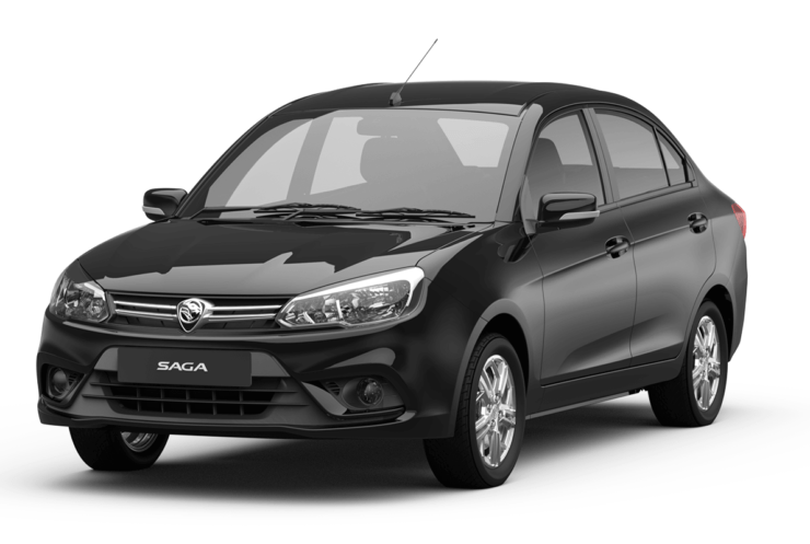 The Upcoming 1.3L Proton Saga Sedan 4