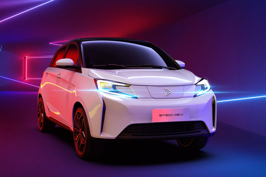 FAW-Sitech Dev1 EV Production Tops 4000 Units 1