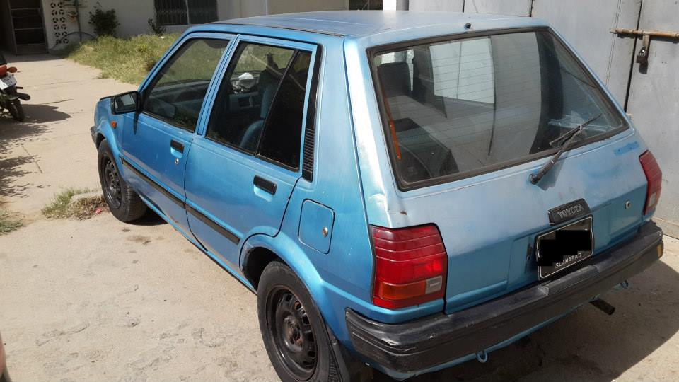 Remembering the Toyota Starlet 19