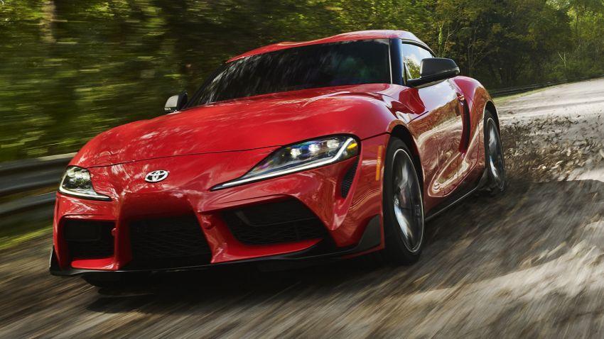 2019 GR Toyota Supra Revealed 5